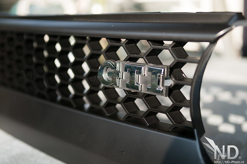 VW Golf MK3 Mesh Grille | by ND-Photo.nl