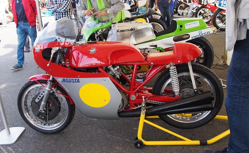 M.V. Agusta 500 Ex Giacomo Agostini 1971 36577066694_d6c392e2c6_c