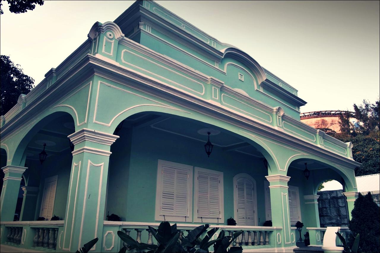 Taipa Houses Museum-'마카오 둘러보기(Macau Sightseeing)'