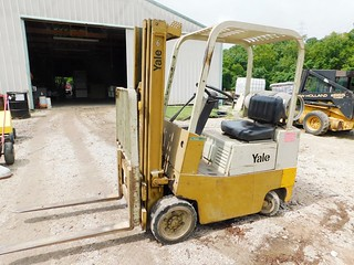 Yale 6 LPC forklift | by thornhill3
