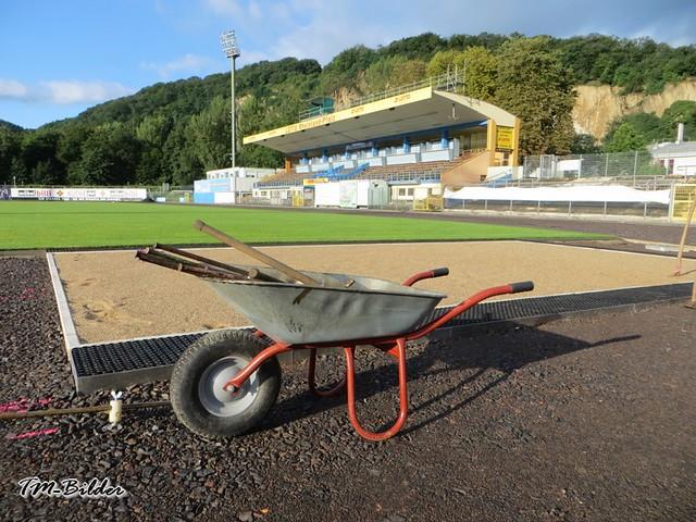 Baustelle Stadion Oberwerth 35715428834_fc8549abb1_z
