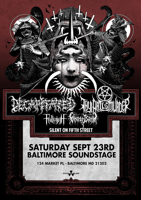Decapitated at Baltimore Soundstage