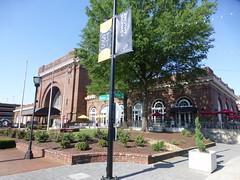 Chattanooga  Choo Choo Railway Station