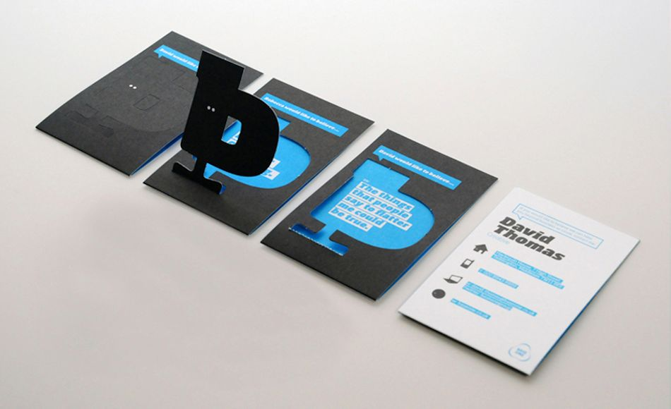 The Best Pop Up Business Cards Design for your Inspiration