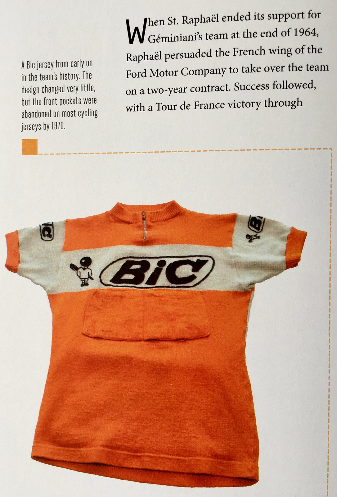 info for ad17a 67fec Uni Watch Bookshelf: 'The Art of the Cycling Jersey' | Uni Watch