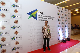 Ari Cahyono, 2 | by International Conference on Science and Technology