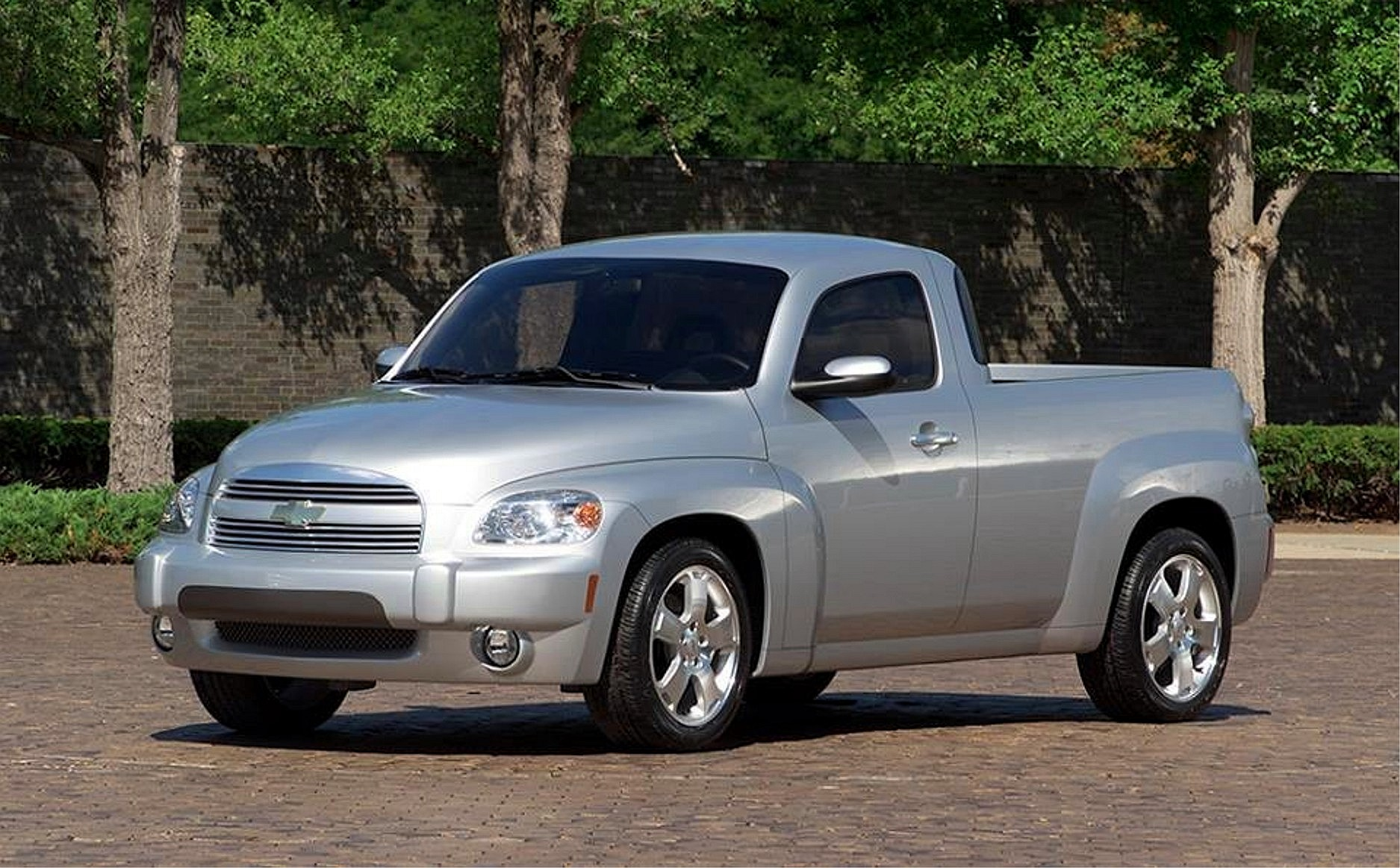 Chevy Hhr Pickup Truck