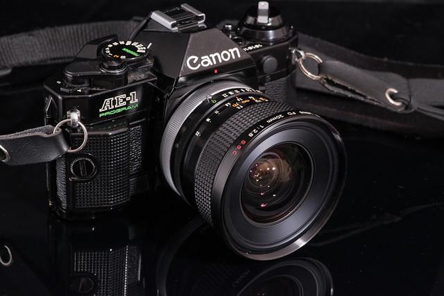 Canon FD 20mm f2.8 SSC 輝煌級廣角鏡