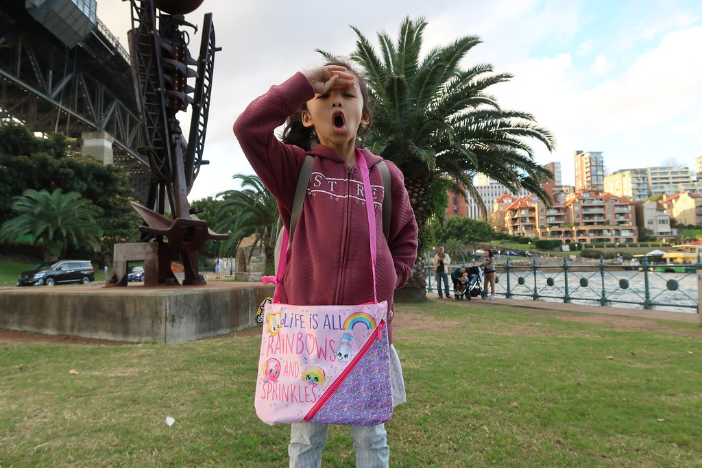 The Loving Mum's Solo Travel to Sydney with Daughter