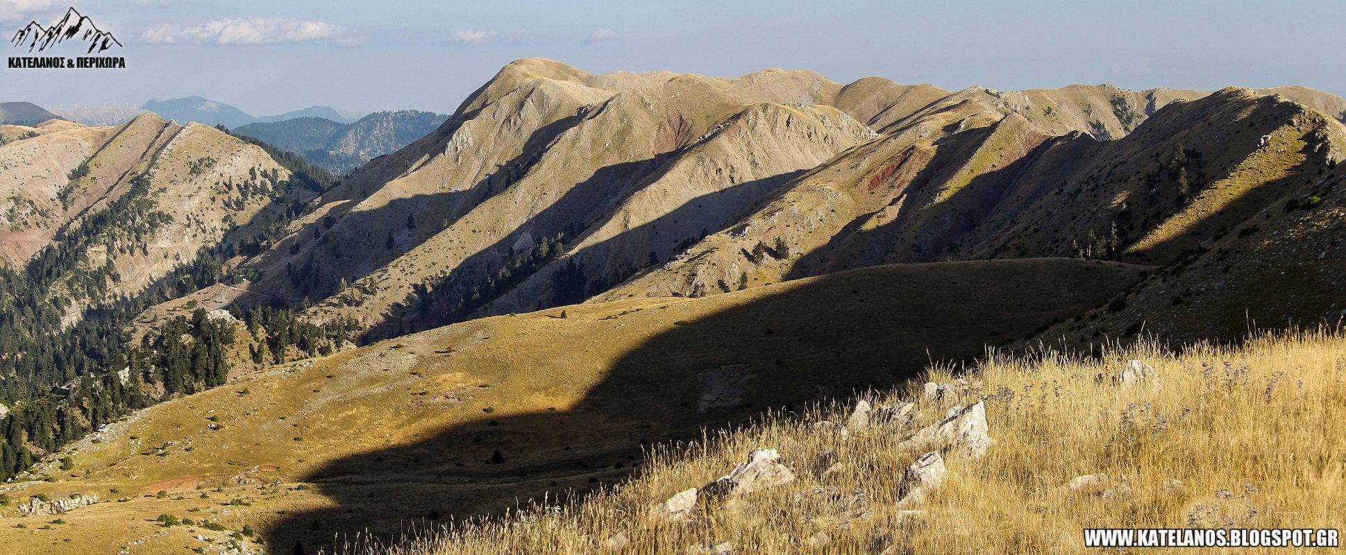 παναιτωλικο ορος βουνα αιτωλοακαρνανιας αξιοθεατα