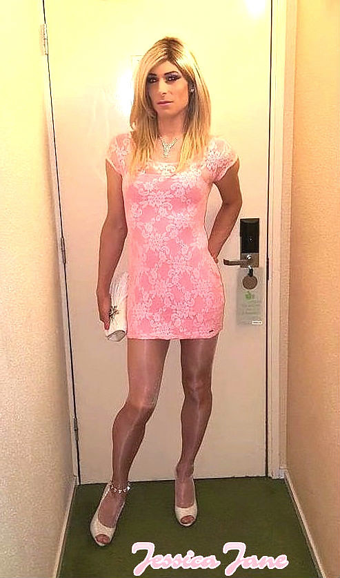 Pre Pinks Pic  Ready For A Night Out With The Girls At -5983