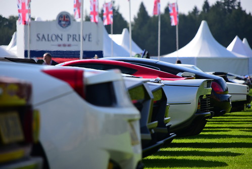 Salon Privé, Blenheim Palace 2017