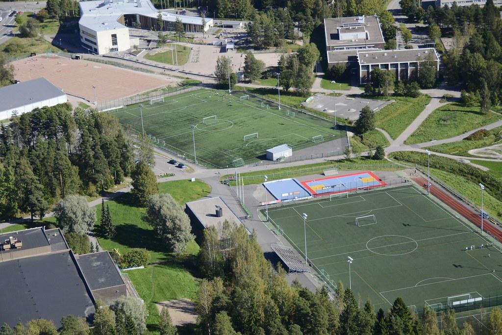 Kuva toimipisteestä: Espoonlahden urheilupuisto