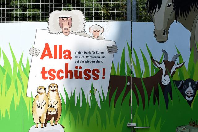 Tiergarten Worms ... Foto: Brigitte Stolle, Mannheim
