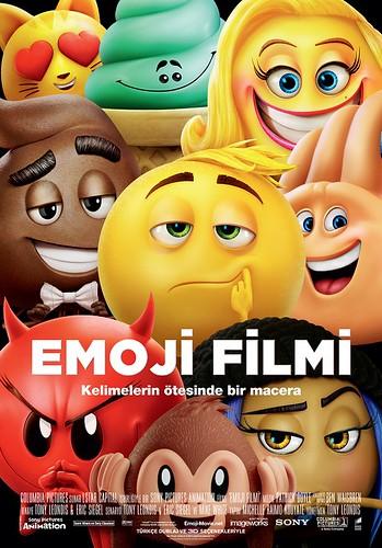 Emoji Filmi - The Emoji Movie (2017)