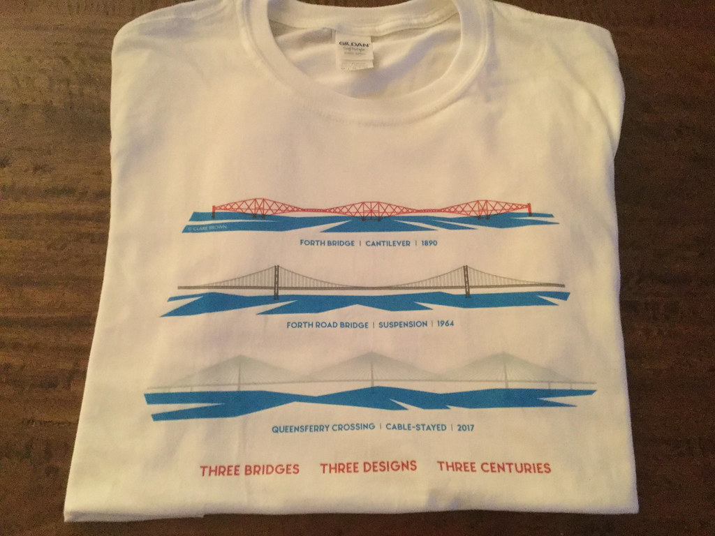 Bridge T-shirt - white
