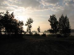 Ранкове озеро Луки