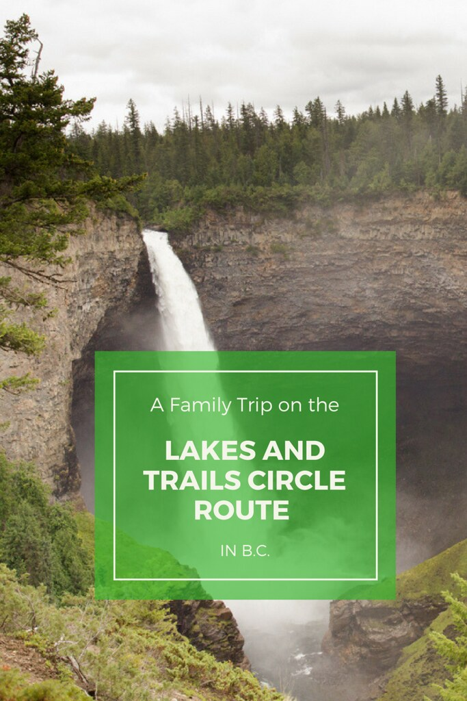 Lakes and Trails Circle Route BC