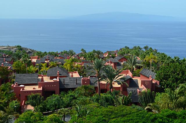 Abama Hotel, Tenerife