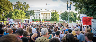 2017.08.13 Charlottesville Candlelight Vigil, Washington, DC USA 8050 | by tedeytan