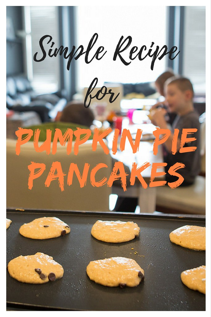 Pumpkin Puree Pancakes