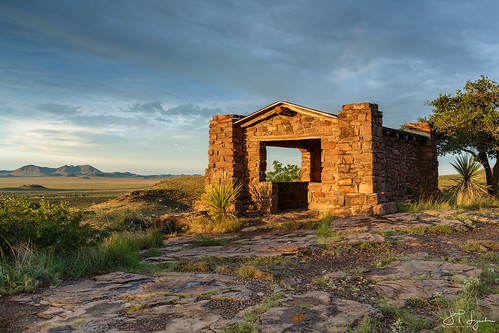 Sunrise - Davis Mountains State Park, Texas | by Jeff Lynch