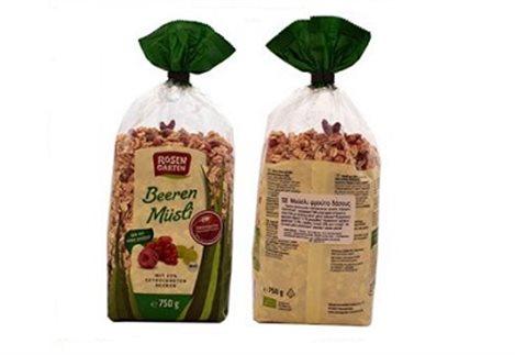Ανάκληση προϊόντος με δημητριακά από τον ΕΦΕΤ