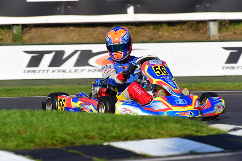 Lluc Ibañez, OK, CIK-FIA Karting World Championship, PF International Kart Circuit 2017