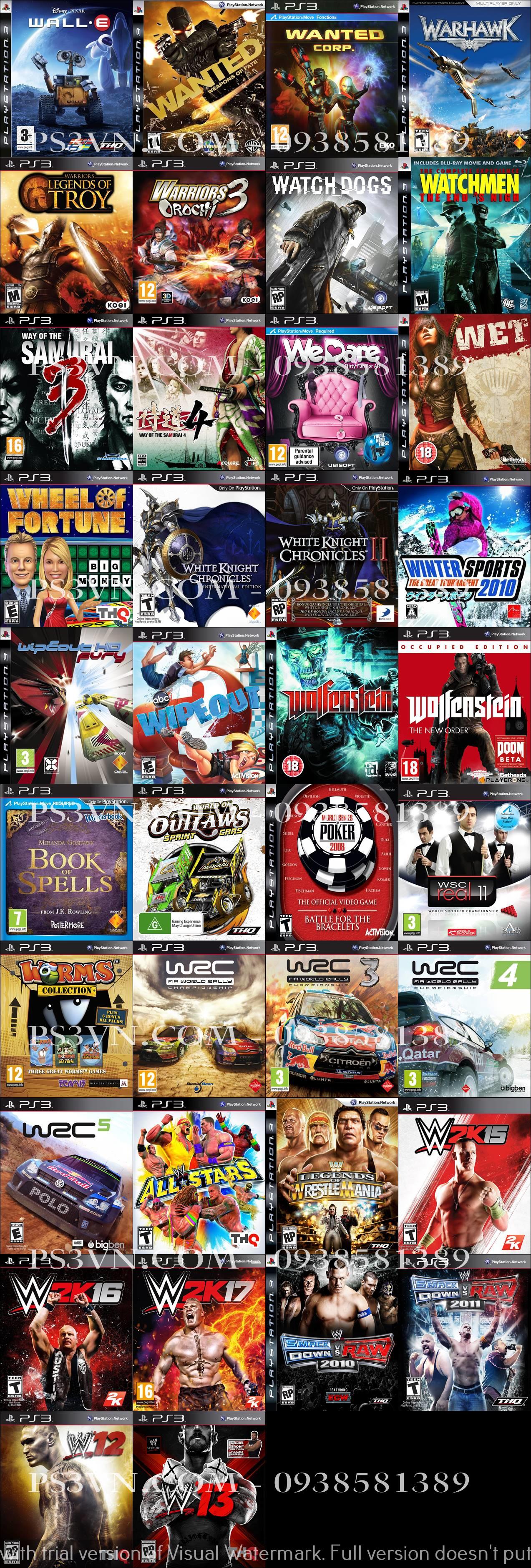 Chép Game PS3 tại nhà giá rẻ nhất TPHCM - PS3VN.COM - 46
