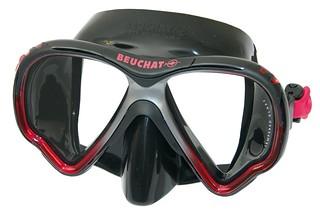Beuchat view max 2 HD máscara de buceo