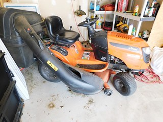 Ariens 20 hp hydrostatic riding mower | by thornhill3