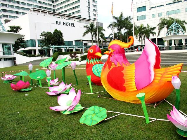 Sibu Lantern Festival 2017 6