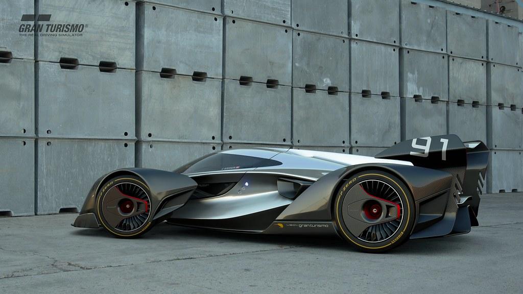 McLaren als Ultimative Vision im Spiel vorgestellt