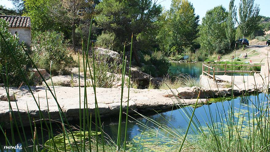 nacimiento del río Tuéjar
