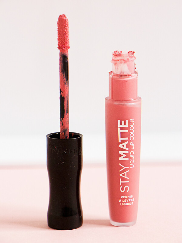 Rimmel Stay Matte Liquid Lip Colour in Blush