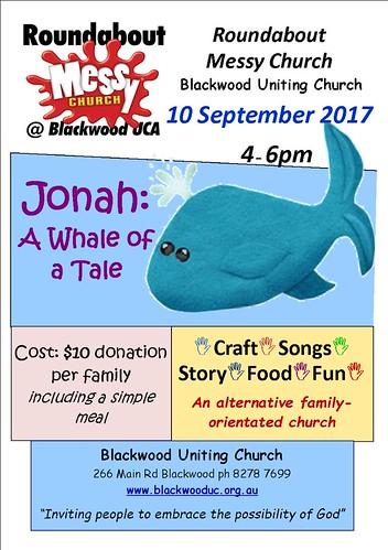 Messy Church - September 2017