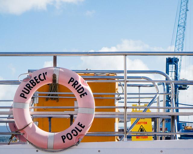 purbeck pride poole boat