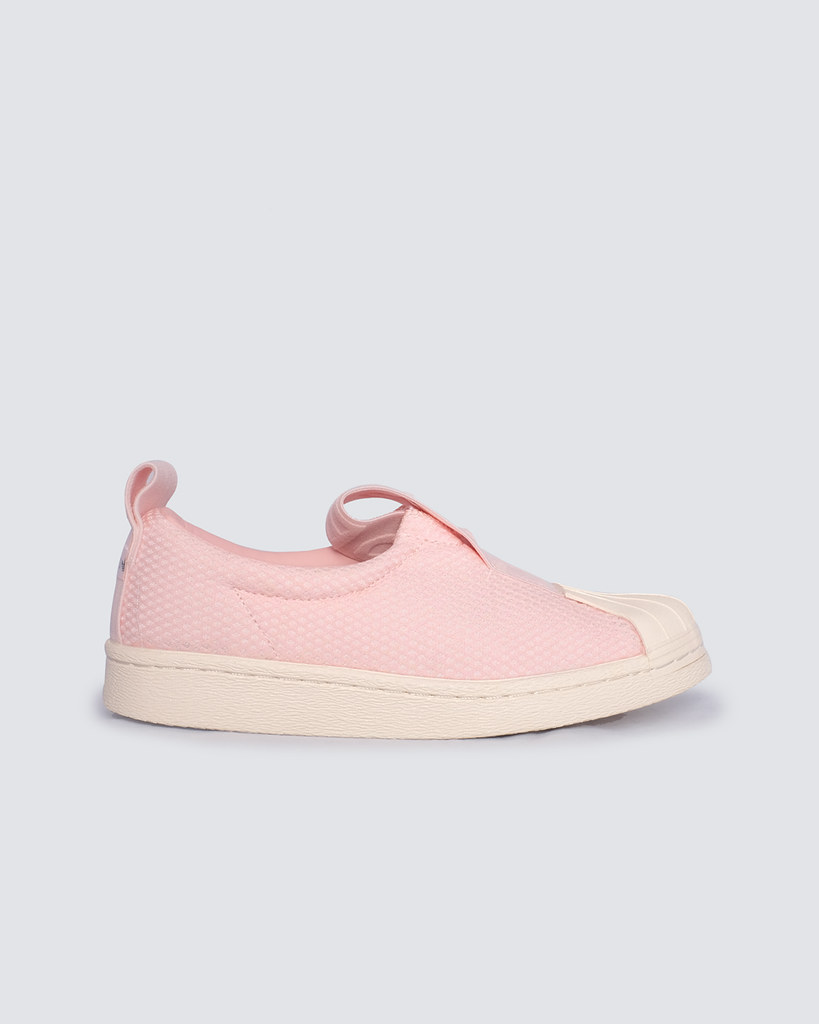 adidas superstar pink putih