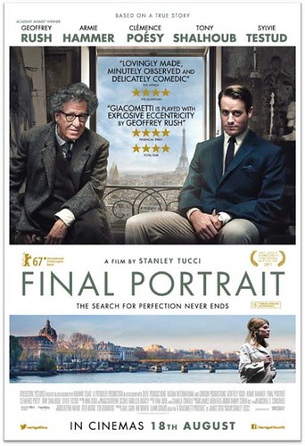 Son Portre - Final Portrait (2017)