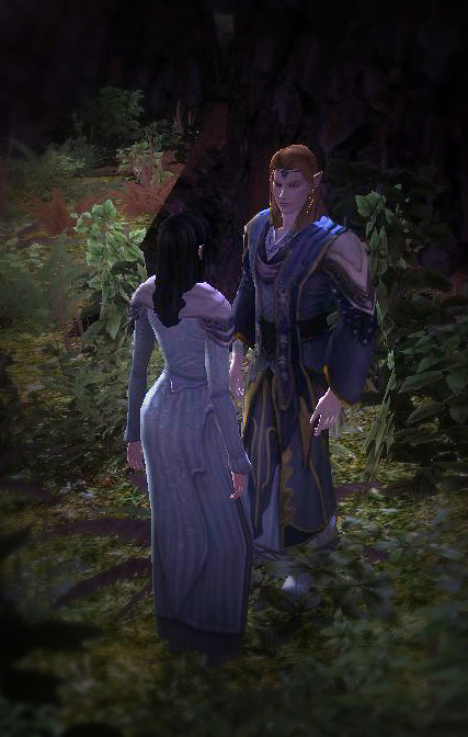 Conversation in Rivendell