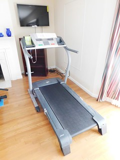 Nordic Track treadmill | by thornhill3