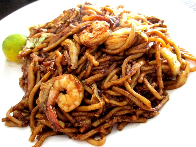 Yong Garden fried noodles 1