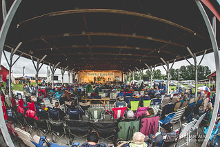 The Becky Buller Band at Delaware Valley Bluegrass Festival 9/2/2017 | by phillybluegrass