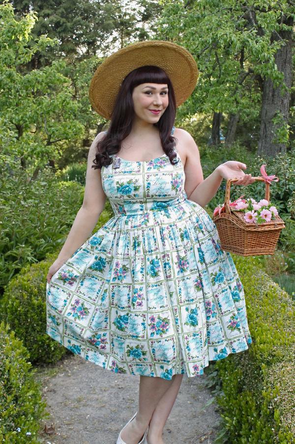 retrospecd gigi dress