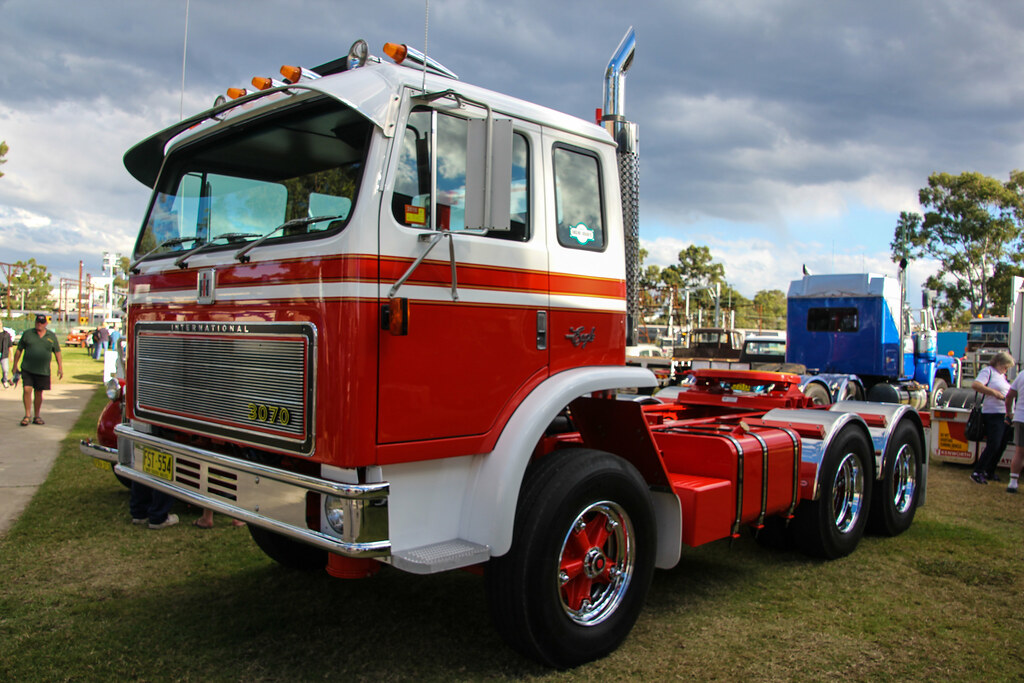 International Trucks For Sale >> 1978 International Acco 3070B Eagle prime mover | 1978 ...