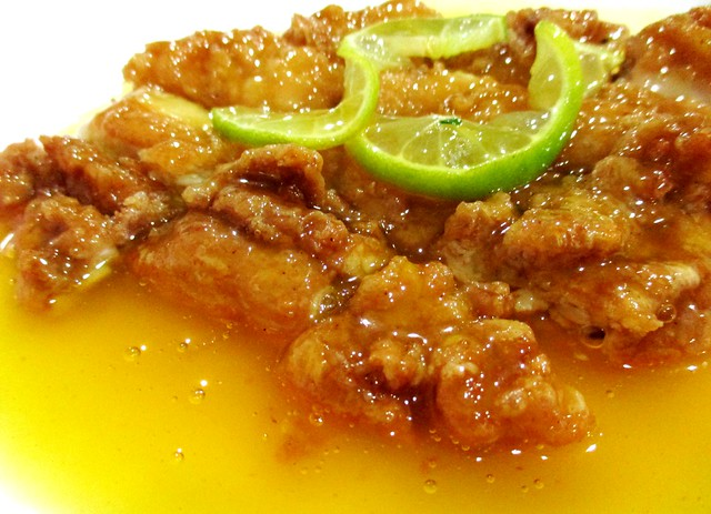 Y2K lemon chicken 2
