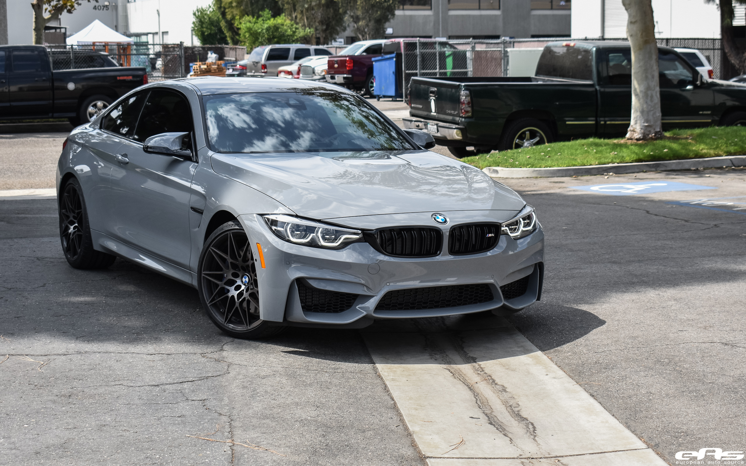 2018 Nardo Grey F82 M4 Zcp Macht Schnell Spacers Bmw Performance