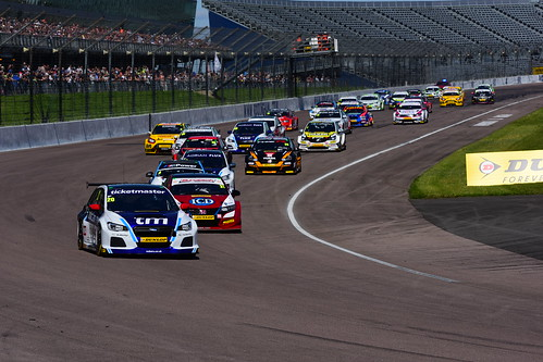 British Touring Car Championship, Rockingham 2017