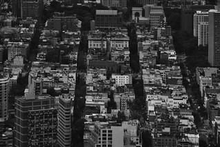 Views from 1 WTC 22 B&W | by C.M. Keiner