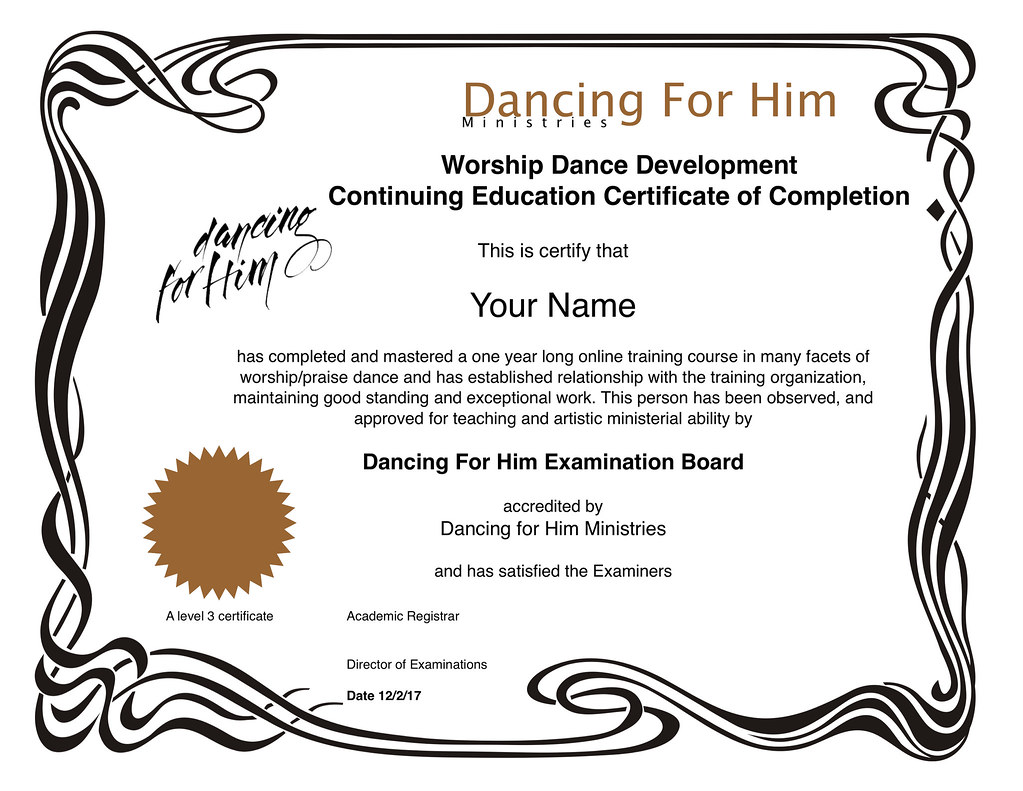 inJesus.com - Praise Dance Certification Watch New Videos